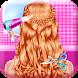 ファッションブレイドヘアスタイルサロン-女の子のゲーム