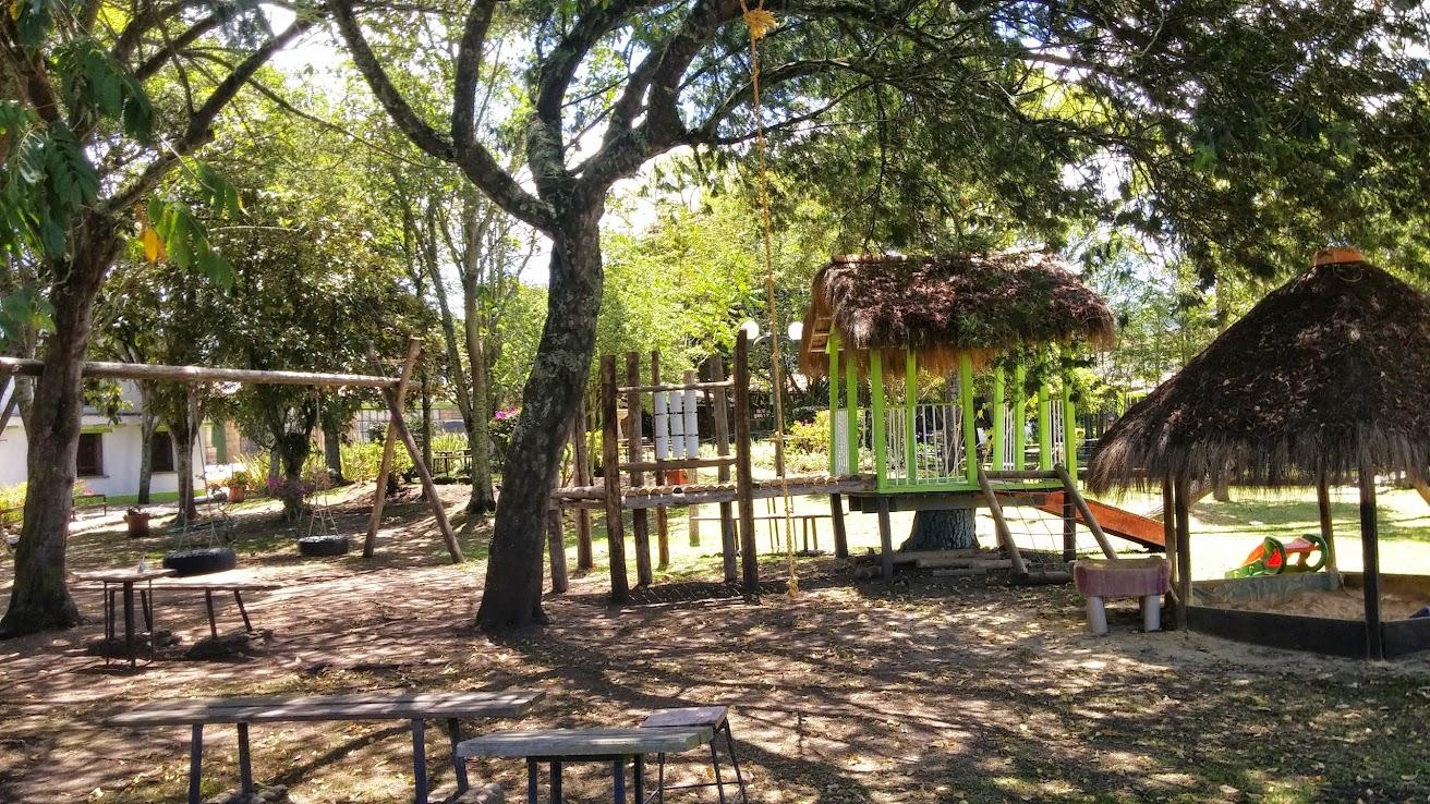 Imagen Parque Infantil Café ls Huerta