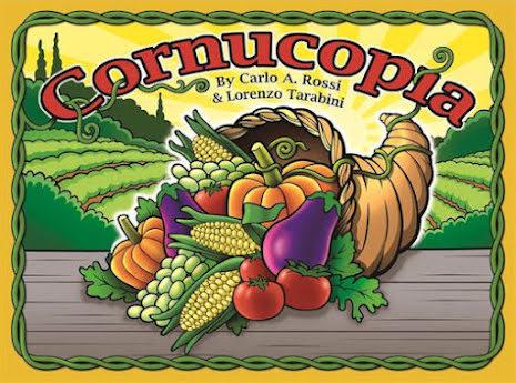 Gryphon Line 10: Cornucopia