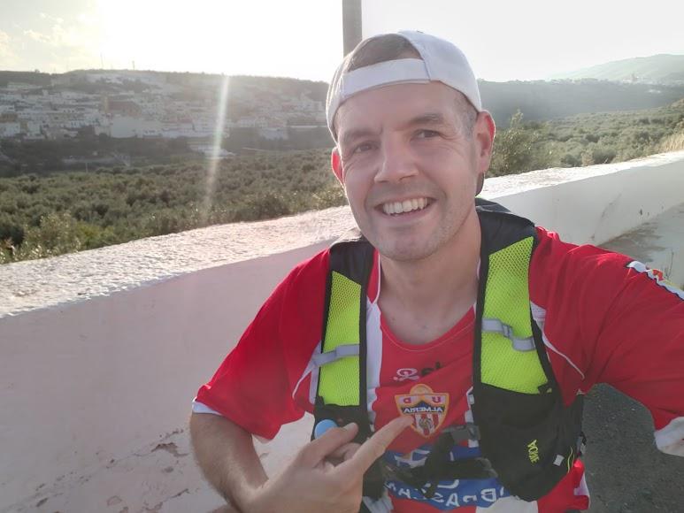 """Pablo Ortiz Bernabé: \\\""""Unidos por una ciudad, por una provincia. ¡Aupa Almería!\\\"""""""