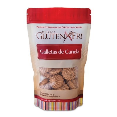 galletas sin gluten gluten fri sabor a canela 150g Gluten Fri