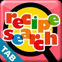 Recipe Search for Tab icon