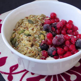 Nut And Seed 'granola', Low Carb Vegan.