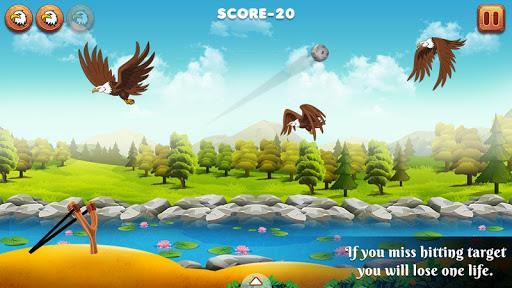 Eagle Hunting  trampa 2