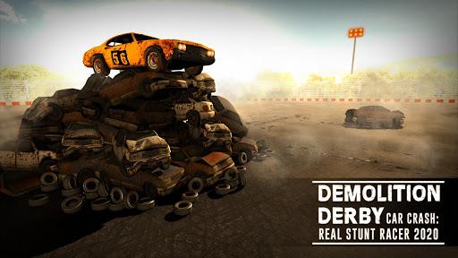 Demolition Derby Car Crash: Real Stunt Racer 2020  screenshots 12