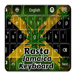 Jamaica Rasta Keyboard