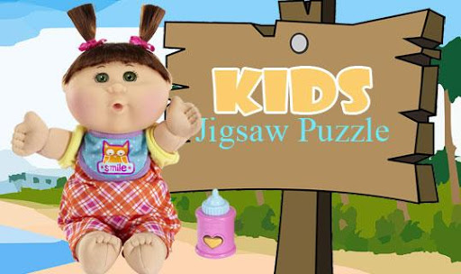Kid Puzzle: Easter Bunnies