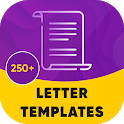 Letter Templates Offline - Letter Writing App Free icon