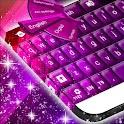 Lila Skin für Tastatur icon