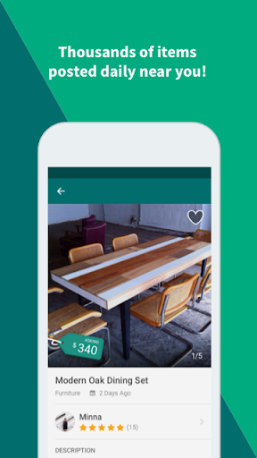 OfferUp - Buy. Sell. Offer Up screenshot 5