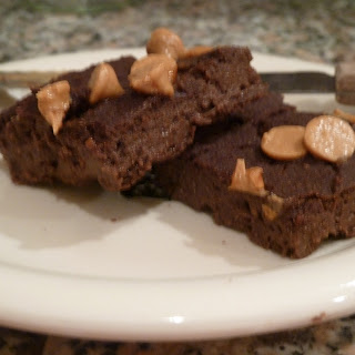 Coconut Flour Breakfast Brownies.