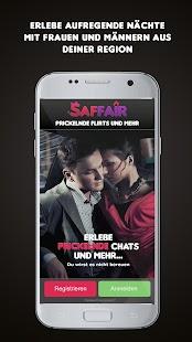 Saffair.de - prickelnde Flirts - náhled