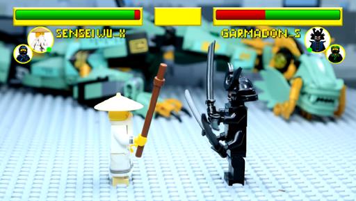 Legend Of Ninja Go 2.0 screenshots 2