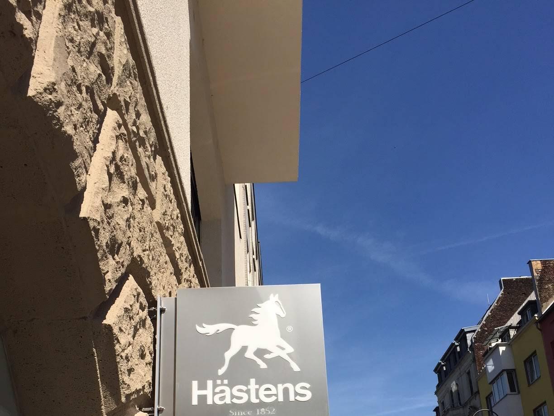 Hästens Köln hästens store im belgischen viertel köln bettenfachgeschäft in köln