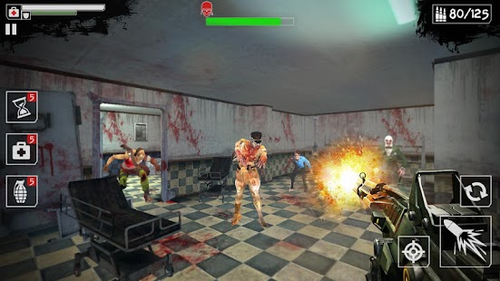 Dead Zombies - Shooting Game Screenshot