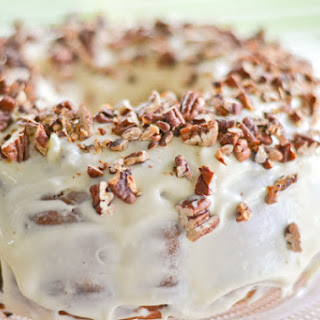 Hummingbird Bundt Cake.