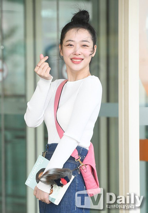 Former F X Member Sulli To Debut As A Soloist Koreaboo