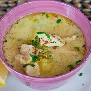 Halibut Soup Recipes.
