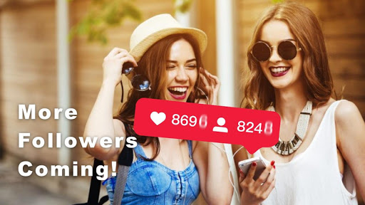 Get Followers + for Instagram – Pic Stickers - screenshot