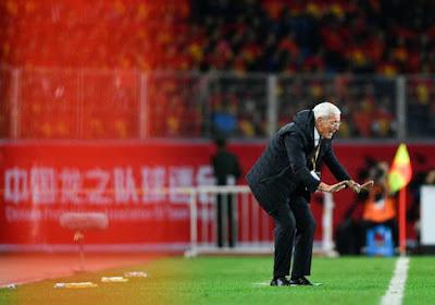 La Chine nomme un ancien joueur de Premier League pour remplacer Marcello Lippi