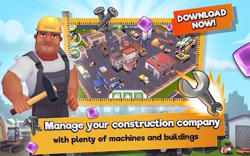 Construction Hero MOD APK 1.0.542 [Unlimited Diamonds + Cash] 9