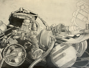 Photo: pencil study