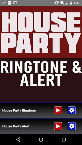 House Party Ringtone and Alert