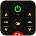 TV Universal Remote PRO icon
