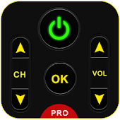 Universal TV Remote ControlPRO