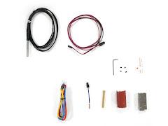 E3D SuperVolcano Starter Pack - 3.00mm - (24v)