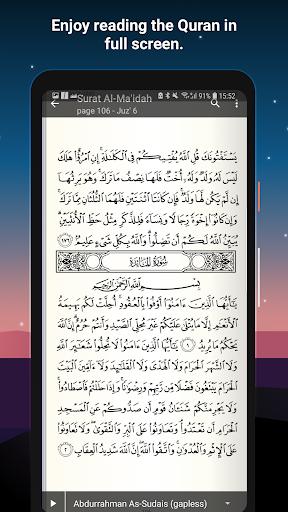 Quran Pro Muslim: MP3 Audio offline & Read Tafsir screenshot 11