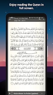 Quran Pro Muslim: MP3 Audio offline & Read Tafsir Screenshot