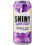 Shiny Apple Pinot Noir Cider 4-Pack