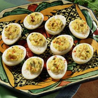 Huevos Rellenos.