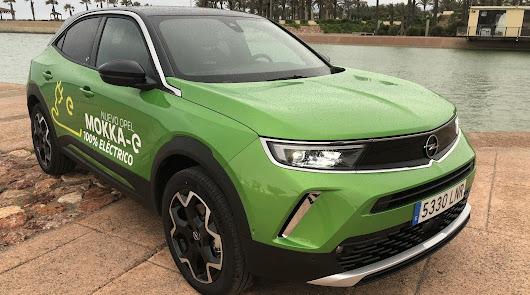 Probamos el Opel Mokka 100% eléctrico de Grupo Salinas Car