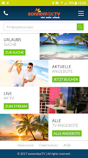 sonnenklar.TV – Günstig Reisen- screenshot thumbnail