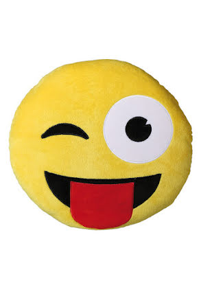 Kudde emoji, tunga