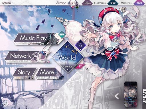 Arcaea - New Dimension Rhythm Game 3.0.1 screenshots 11