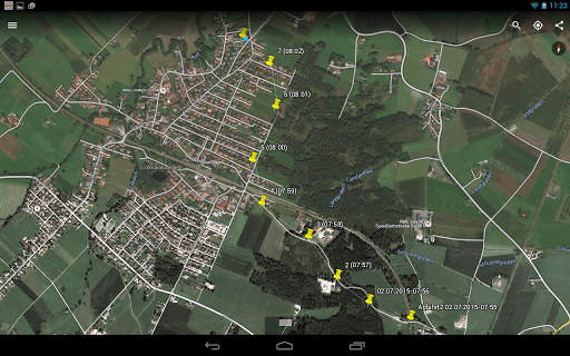 GPS Time Tracker - Logbook  screenshots 11