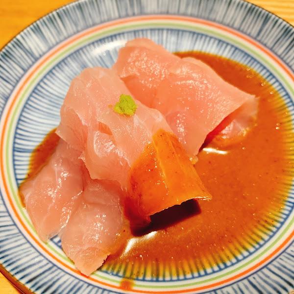 口味改過,和日本吃差很多,原本最期待最後的茶泡飯吃法,結果卻最失望⋯⋯