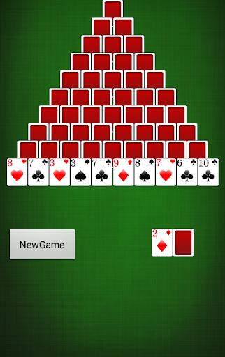 Pyramid 3 [card game]
