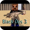 Black Ops 3 for Minecraft PE icon