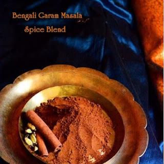 Bengali Garam Masala Spice Blend