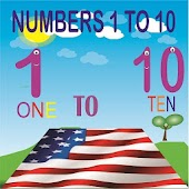 Numbers English 1 to 10