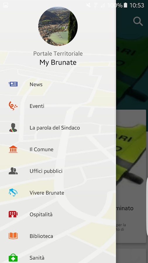 MyBrunate- screenshot