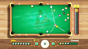Pool: 8 Ball Billiards Snooker screenshot for Android