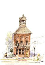 Photo: Brighton Mi - Old Town Hall