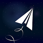 Paper Plane in Space PRO|Endless Tapper Jumping 🌌 1.1
