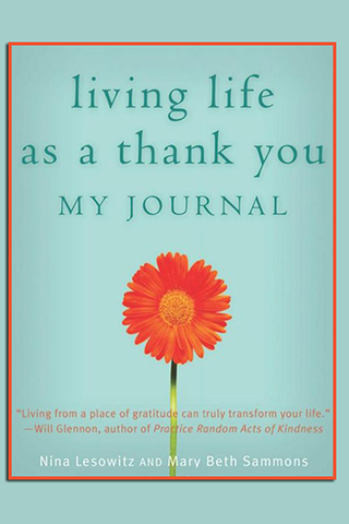Living Life as a Thank You
