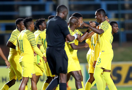 SA Under-23s rout Angola to complete 6-1 aggregate win
